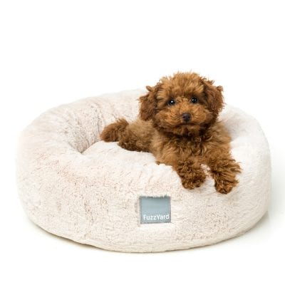 Fuzzyard Eskimo Winter Cream Bed