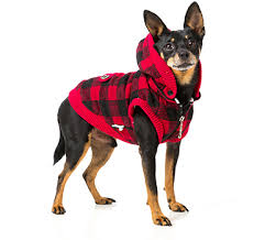 Fuzzyard Lumberjack Jacket - Red & Black Check