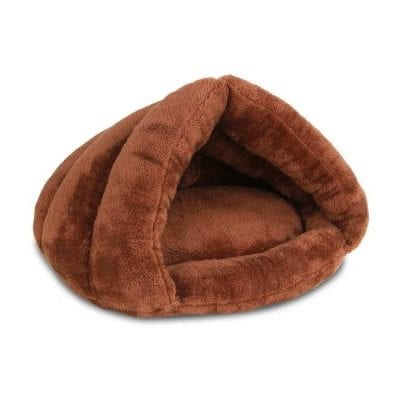Soft Cave Bed - Brown