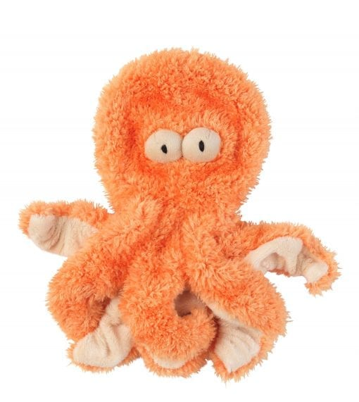 Fuzzyard Dog Toy Flat Out Nasties - Sir Legs A Lot the Octopus