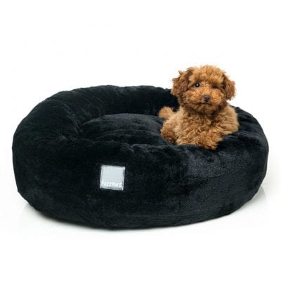 Eskimo Black Pet Bed